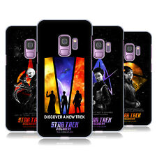 STAR TREK DISCOVERY DISCOVERY NEBULA CHARACTERS BACK CASE FOR SAMSUNG PHONES 1