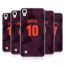 OFFICIAL FC BARCELONA 2017/18 PLAYERS THIRD KIT GROUP 1 CASE FOR LG PHONES 2