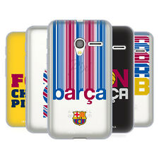 OFFICIAL FC BARCELONA 2017/18 CAMPIONS SOFT GEL CASE FOR ALCATEL PHONES