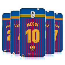 OFFICIAL FC BARCELONA 2017/18 PLAYERS HOME KIT 1 GEL CASE FOR SAMSUNG PHONES 2
