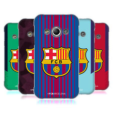 OFFICIAL FC BARCELONA 2017/18 CREST KIT SOFT GEL CASE FOR SAMSUNG PHONES 4