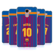 OFFICIAL FC BARCELONA 2017/18 PLAYERS HOME KIT 1 GEL CASE FOR WILEYFOX PHONES