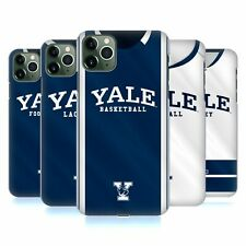 OFFICIAL YALE UNIVERSITY 2017/18 JERSEYS HARD BACK CASE FOR APPLE iPHONE PHONES