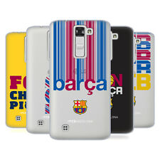 OFFICIAL FC BARCELONA 2017/18 CAMPIONS SOFT GEL CASE FOR LG PHONES 2
