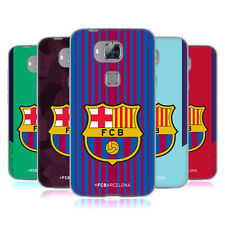 OFFICIAL FC BARCELONA 2017/18 CREST KIT SOFT GEL CASE FOR HUAWEI PHONES 2