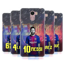 OFFICIAL FC BARCELONA 2017/18 FIRST TEAM GROUP 1 GEL CASE FOR WILEYFOX PHONES