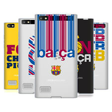 OFFICIAL FC BARCELONA 2017/18 CAMPIONS SOFT GEL CASE FOR BLACKBERRY PHONES