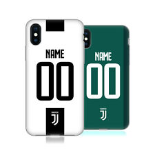 CUSTOM JUVENTUS FC 2018/19 RACE KIT SOFT GEL CASE FOR APPLE iPHONE PHONES