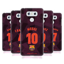 OFFICIAL FC BARCELONA 2017/18 PLAYERS THIRD KIT GROUP 1 CASE FOR LG PHONES 1