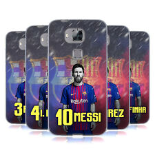 OFFICIAL FC BARCELONA 2017/18 FIRST TEAM GROUP 1 GEL CASE FOR HUAWEI PHONES 2