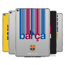 OFFICIAL FC BARCELONA 2017/18 CAMPIONS SOFT GEL CASE FOR APPLE SAMSUNG TABLETS