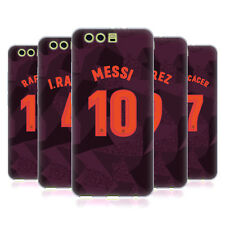 OFFICIAL FC BARCELONA 2017/18 PLAYERS THIRD KIT 1 GEL CASE FOR HUAWEI PHONES