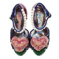Irregular Choice Shoely Not Hearh Heels Womens Party Heels Shoes Size  New in