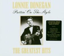 Lonnie Donegan  - Puttin' On The Style - Cd