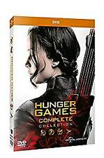 Film - Hunger Games - Complete Collection - Dvd