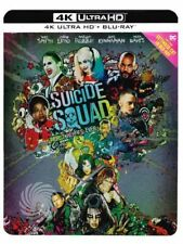 Film - Suicide Squad (ltd Steelbook) (blu-ray 4k Ultra Hd+blu-ray) - Dvd (blu...