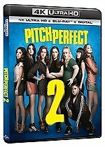 Film - Pitch Perfect 2 (blu-ray Uhd+blu-ray) - Dvd (blu-ray)