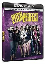 Film - Pitch Perfect (blu-ray Uhd+blu-ray) - Dvd (blu-ray)