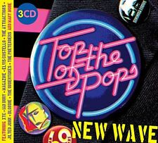 Top Of The Pops - New Wave - 3 Cd
