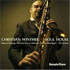 Christian Winther - Soul House - Cd