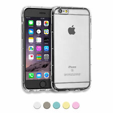 Crystal Case TPU Apple iPhone 6 6s Custodia Ultra Morbida Cover Silicone Rosa