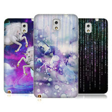 OFFICIAL HAROULITA ABSTRACT FANTASY SOFT GEL CASE FOR SAMSUNG PHONES 2