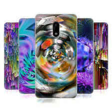 OFFICIAL HAROULITA ABSTRACT GLITCH SOFT GEL CASE FOR NOKIA PHONES 1