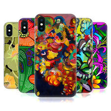 OFFICIAL HOWIE GREEN FLOWERS HARD BACK CASE FOR APPLE iPHONE PHONES