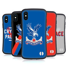 OFFICIAL CRYSTAL PALACE FC THE EAGLES HYBRID CASE FOR APPLE iPHONES PHONES