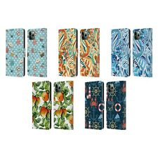 JULIA BADEEVA ASSORTED PATTERNS 2 LEATHER BOOK CASE FOR APPLE iPHONE PHONES