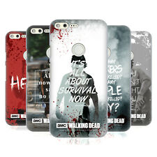 OFFICIAL AMC THE WALKING DEAD QUOTES HARD BACK CASE FOR GOOGLE PHONES