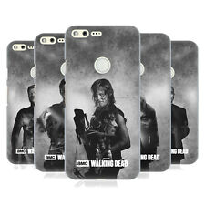 OFFICIAL AMC THE WALKING DEAD DOUBLE EXPOSURE HARD BACK CASE FOR GOOGLE PHONES