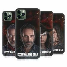 OFFICIAL AMC THE WALKING DEAD SEASON 8 PORTRAITS CASE FOR APPLE iPHONE PHONES