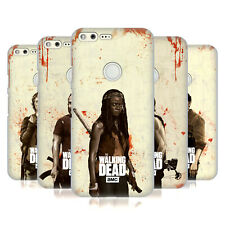 OFFICIAL AMC THE WALKING DEAD DISTRESSED ILLUSTRATIONS CASE FOR GOOGLE PHONES