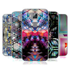 OFFICIAL HAROULITA ABSTRACT PATTERNS SOFT GEL CASE FOR HUAWEI PHONES 2