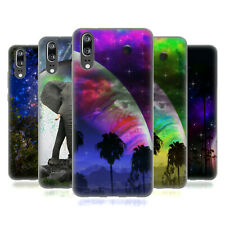 OFFICIAL HAROULITA SPACE SOFT GEL CASE FOR HUAWEI PHONES