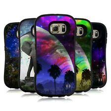 OFFICIAL HAROULITA SPACE HYBRID CASE FOR SAMSUNG PHONES
