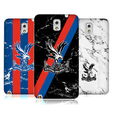 OFFICIAL CRYSTAL PALACE FC 2017/18 MARBLE SOFT GEL CASE FOR SAMSUNG PHONES 2