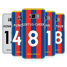 OFFICIAL CRYSTAL PALACE FC 2017/18 PLAYERS HOME KIT 1 CASE FOR SAMSUNG PHONES 1