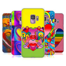 OFFICIAL HOWIE GREEN HEARTS HARD BACK CASE FOR SAMSUNG PHONES 1