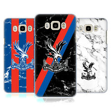 OFFICIAL CRYSTAL PALACE FC 2017/18 MARBLE HARD BACK CASE FOR SAMSUNG PHONES 3
