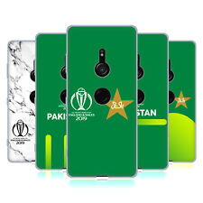 OFFICIAL ICC PAKISTAN CRICKET WORLD CUP SOFT GEL CASE FOR SONY PHONES 1