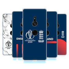 OFFICIAL ICC ENGLAND CRICKET WORLD CUP SOFT GEL CASE FOR SONY PHONES 1