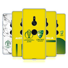 OFFICIAL ICC AUSTRALIA CRICKET WORLD CUP SOFT GEL CASE FOR SONY PHONES 1