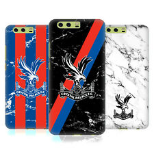 OFFICIAL CRYSTAL PALACE FC 2017/18 MARBLE HARD BACK CASE FOR HUAWEI PHONES 1