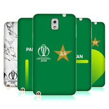 OFFICIAL ICC PAKISTAN CRICKET WORLD CUP SOFT GEL CASE FOR SAMSUNG PHONES 2
