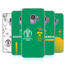 OFFICIAL ICC SOUTH AFRICA CRICKET WORLD CUP SOFT GEL CASE FOR SAMSUNG PHONES 1