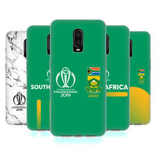 OFFICIAL ICC SOUTH AFRICA CRICKET WORLD CUP GEL CASE FOR AMAZON ASUS ONEPLUS