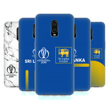 OFFICIAL ICC SRI LANKA CRICKET WORLD CUP SOFT GEL CASE FOR AMAZON ASUS ONEPLUS