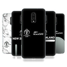 OFFICIAL ICC NEW ZEALAND CRICKET WORLD CUP SOFT GEL CASE FOR AMAZON ASUS ONEPLUS
